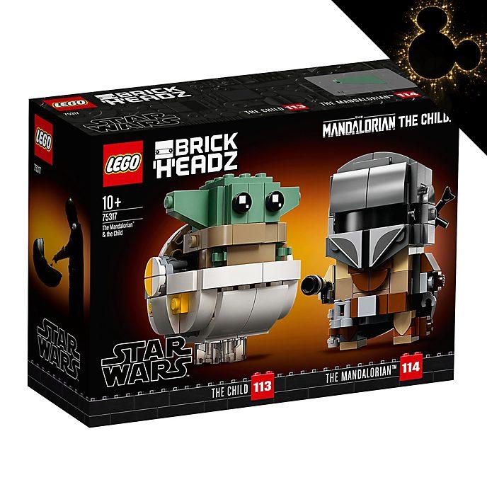 LEGO - The Mandalorian und Das Kind - Figurenset 75317