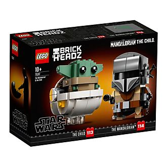 LEGO - The Mandalorian und Das Kind - Figurenset 75317
