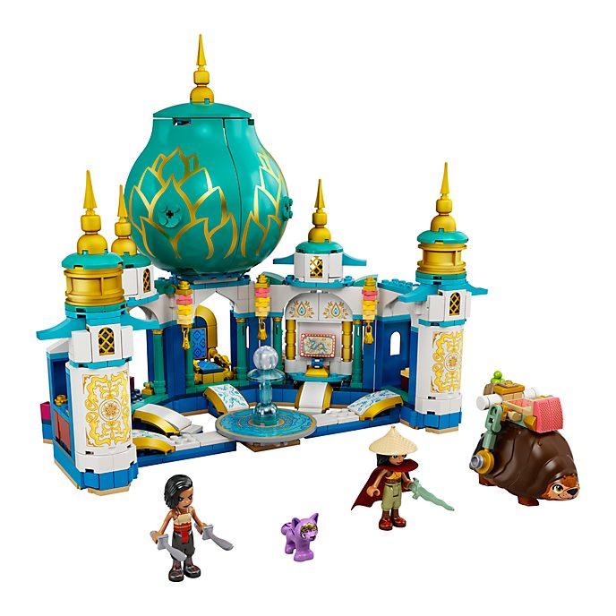 LEGO Princesses Disney 43181 Raya et le palais de Coeur