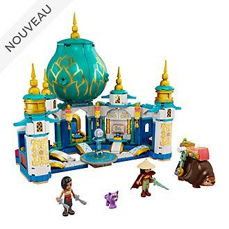 LEGO Princesses Disney 43181 Raya et le palais de Cœur