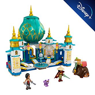 LEGO Disney Princess Raya and the Heart Palace Set 43181