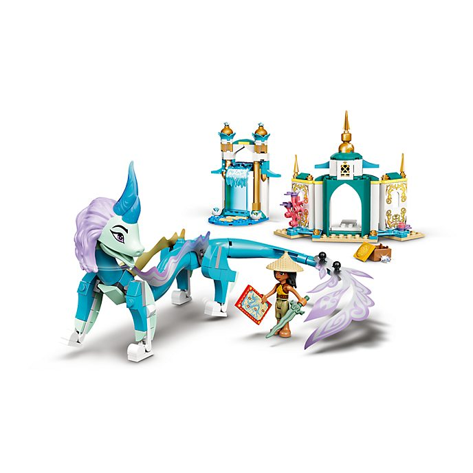 LEGO Disney Princess Raya and Sisu Dragon Set 43184