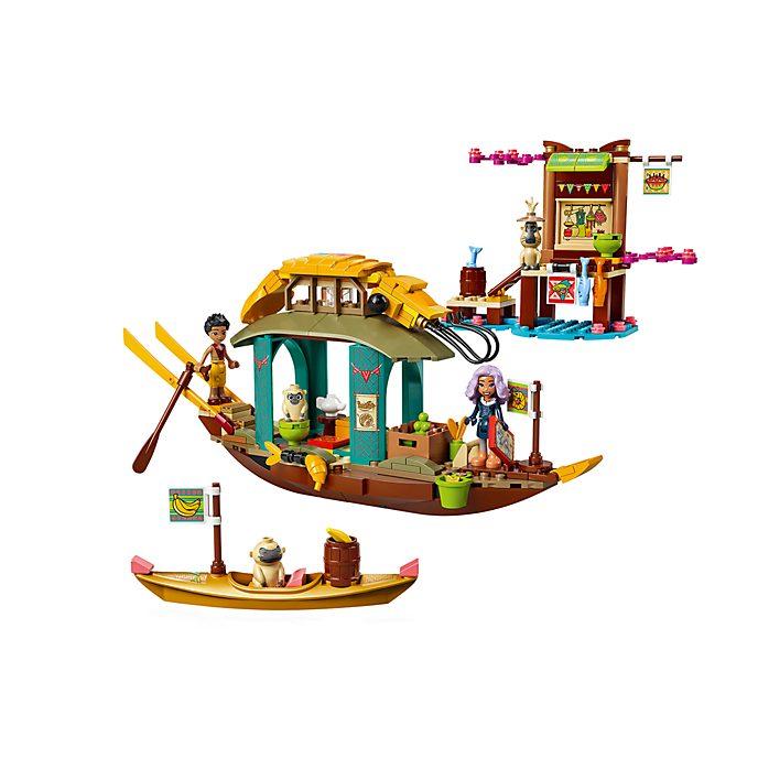 LEGO Princesses Disney 43185 Le bateau de Boun