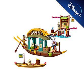 Set LEGO 43185 Principesse Disney La barca di Boun