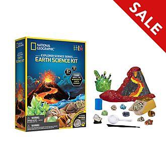 Bandai National Geographic Explorer Science Earth Kit