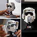 LEGO Star Wars75305Le casque du Scout Trooper
