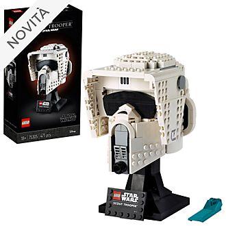Set 75305 Casco da Scout Trooper LEGO Star Wars