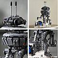 LEGO Star Wars Droide sonda imperial (set 75306)