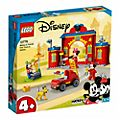 LEGO Disney Mickey and Friends Fire Truck and Station Set 10776