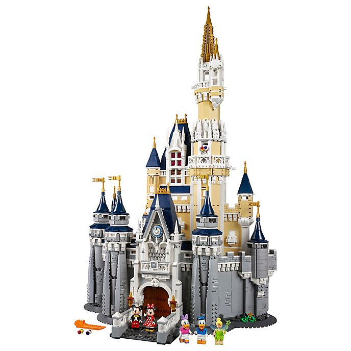 LEGO Walt Disney World - Schloss-Set 71040