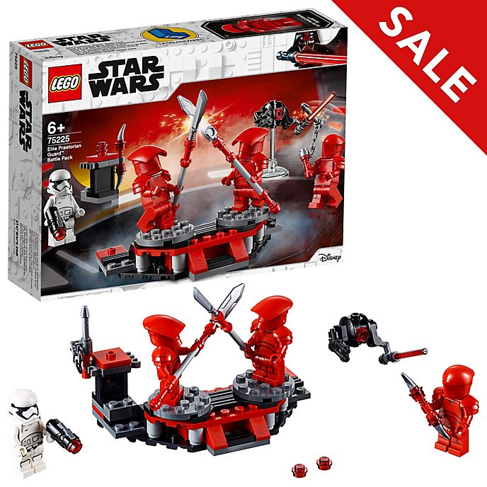 LEGO - Star Wars - Elite Prätorianergarde Battle Pack - Set 75225