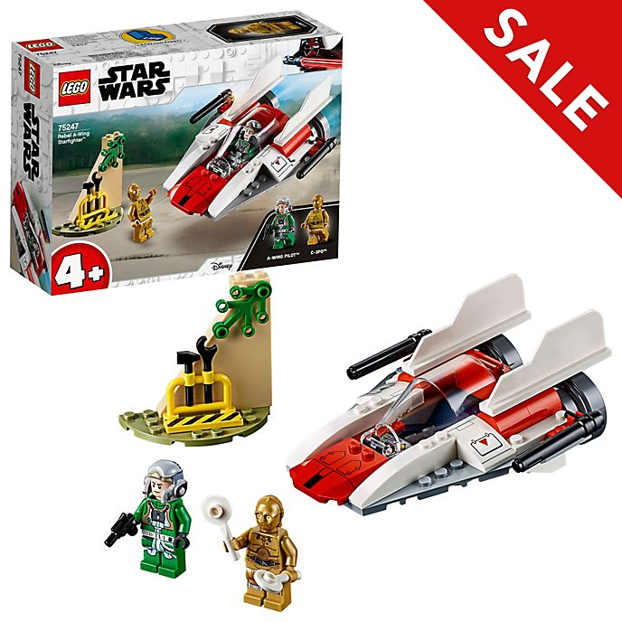 LEGO - Star Wars - Rebel A-Wing Starfighter - Set 75247