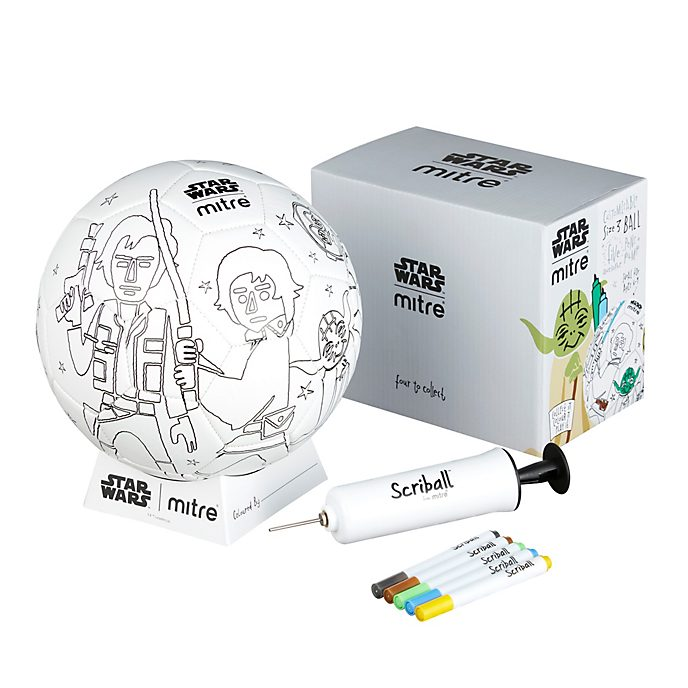 Mitre - Star Wars - Yoda - Scriball