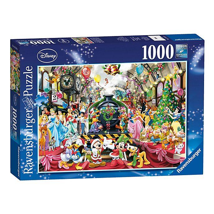 Ravensburger - Disney Weihnachten - Puzzle mit 1.000Teilen