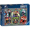 Puzzle 1000 pezzi edizione da collezione Cattivi Disney Ravensburger