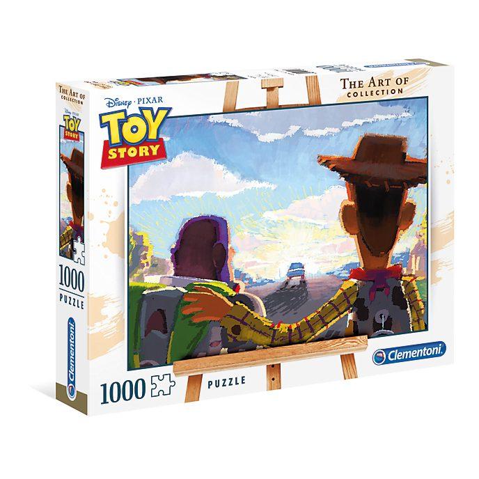 Puzzle 1000 pezzi Toy Story Clementoni