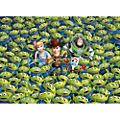Puzzle 1000 pezzi Impossible Toy Story 4 Clementoni
