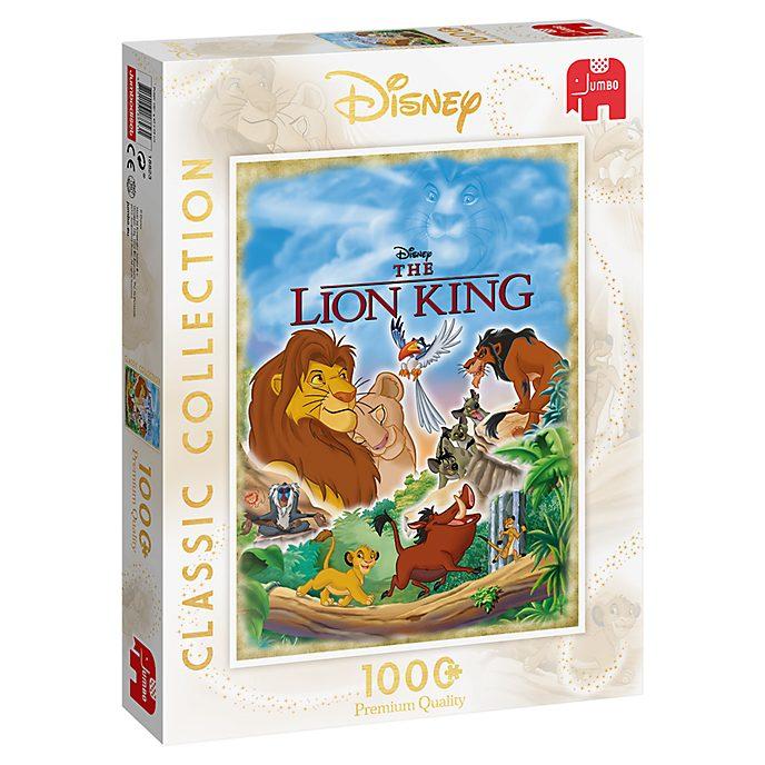 Puzzle 1000 pezzi Classic Il Re Leone Jumbo