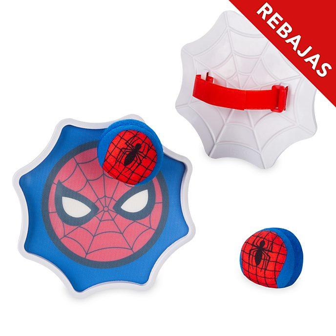 Set para lanzar y atrapar pelotas Spider-Man, Disney Store