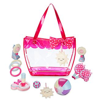 Disney Store Minnie Mouse Tote of Fun Playset