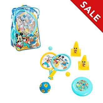 Disney Store Mickey and Friends Sports Bag