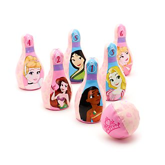 Disney Store - Disney Prinzessin - Kegelspiel