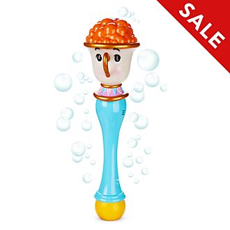 Disney Store Chip Light-Up Bubble Wand