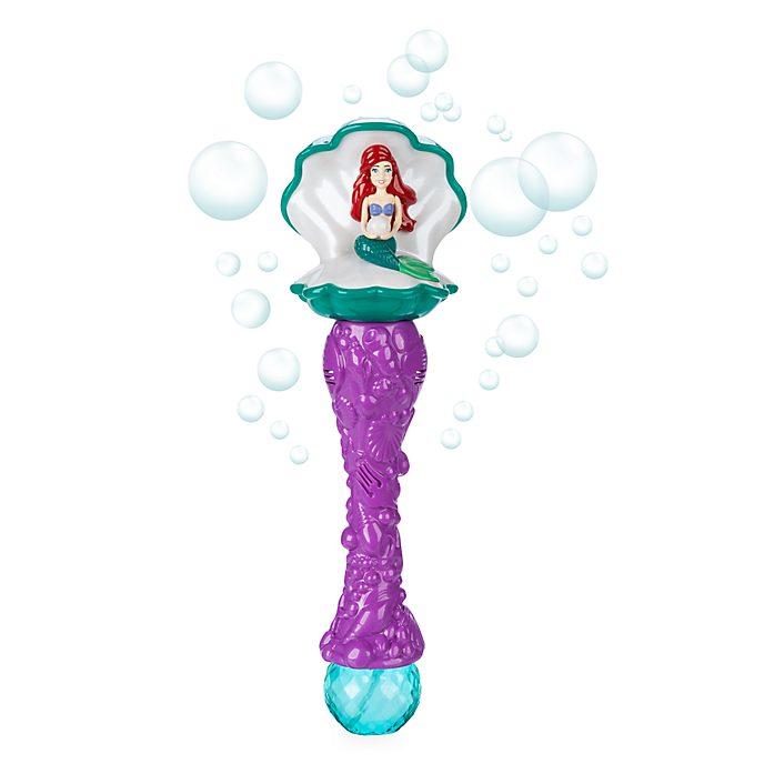 Disney Store Baguette magique lumineuse à bulles Ariel, La Petite Sirène