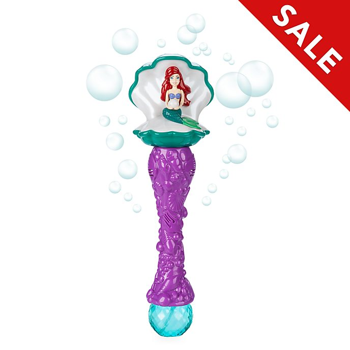 Disney Store Ariel Light-Up Bubble Wand, The Little Mermaid