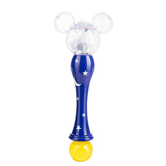 Disney Store Baguette magique lumineuse à bulles L'Apprenti Sorcier