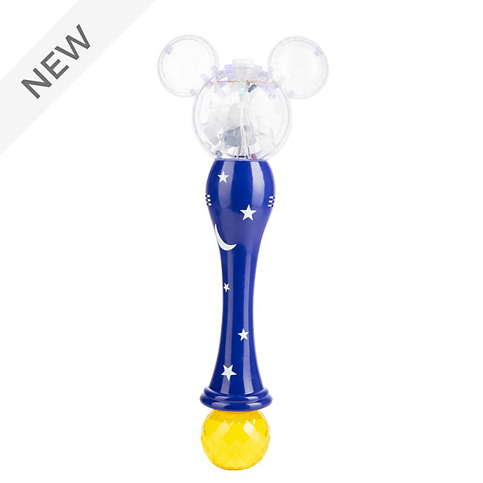 Disney Store Sorcerer's Apprentice Light-Up Bubble Wand