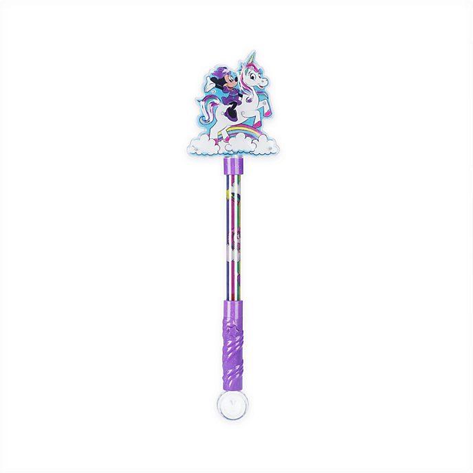 Disney Store Minnie Mouse Unicorn Light-Up Wand