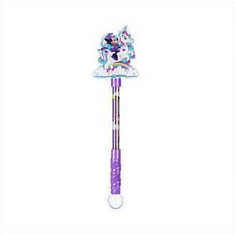 Disney Store Minnie Mouse Unicorn Light-Up Wand