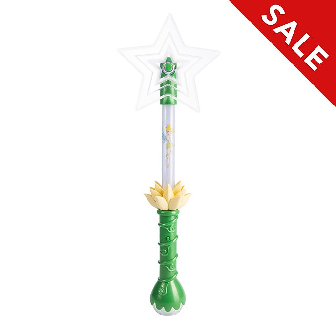 Disney Store Tinker Bell Glow Spinner