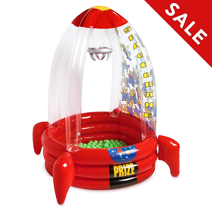 Disney Store Toy Story Space Crane Ball Pit