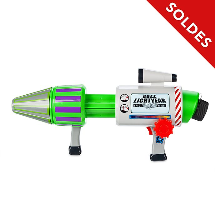 Disney Store Pistolet à eau Buzz l'Éclair, Toy Story