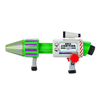 Pistola agua Buzz Lightyear, Toy Story, Disney Store