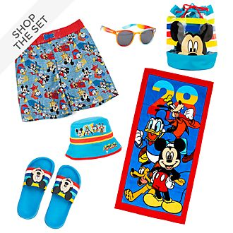 Disney Store Mickey and Friends Summer Collection For Kids