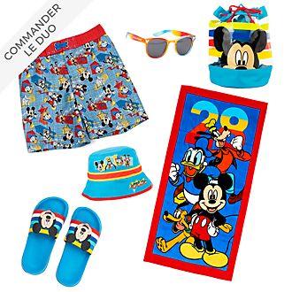 Disney Store Collection Été Mickey et ses amis pour enfants