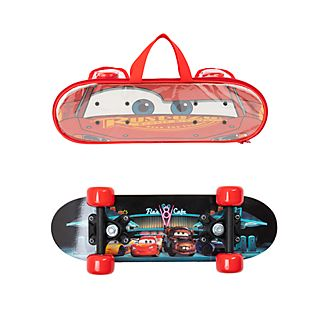 Disney Store Mini skateboard Flash McQueen