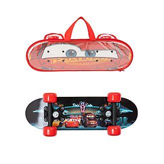 Disney Store Lightning McQueen Mini Skateboard