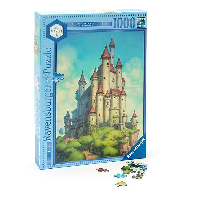 Puzzle 1000 pezzi Castle Collection Biancaneve ...