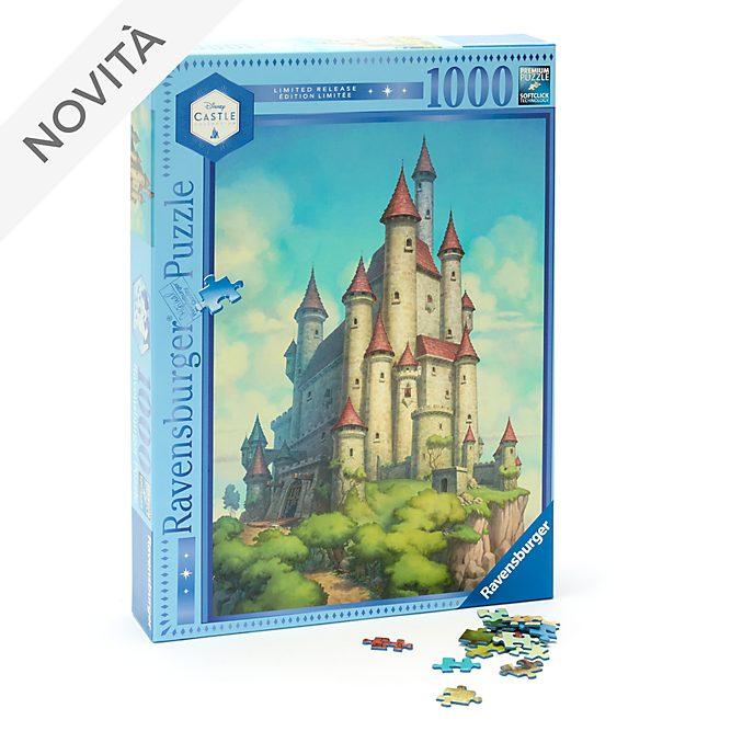 Puzzle 1000 pezzi Castle Collection Biancaneve Ravensburger