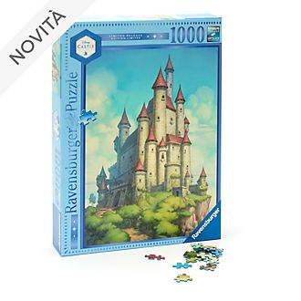 Puzzle 1000 pezzi Castle Collection Biancaneve Ravensburger