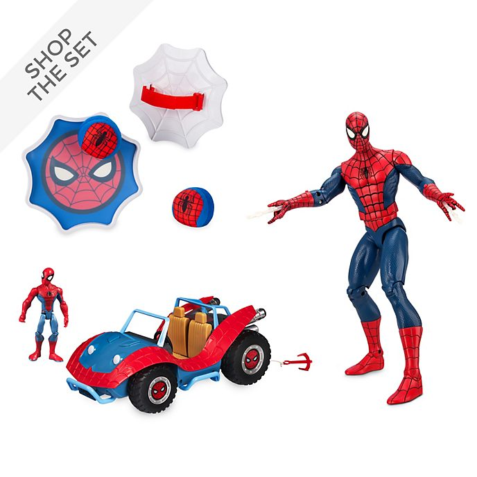 Disney Store Spider-Man Activity Bundle