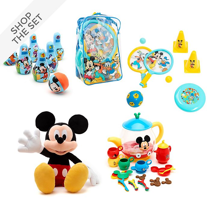 Disney Store Mickey Mouse Activity Bundle