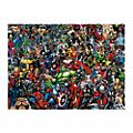 Clementoni Marvel 1000 Piece Impossible Puzzle