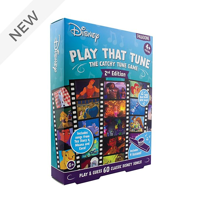 Disney Play That Tune Game: 2nd Edition