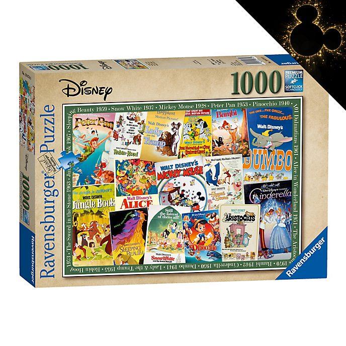Ravensburger Disney Puzzle Poster 1000pièces
