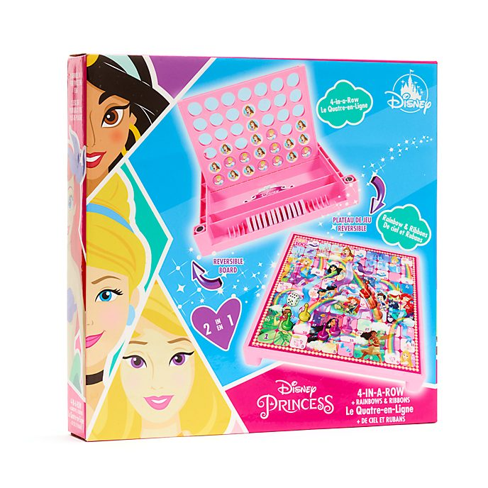Disney Store Disney Princess 2-in-1 Game Set